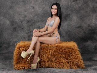 Naked anal CaraTina