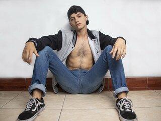 Webcam naked JustinWilcox